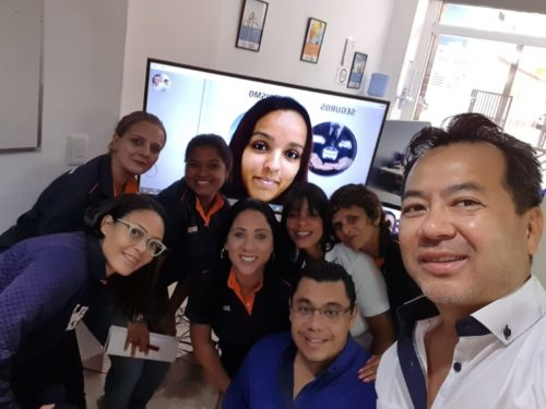 INAUGURAÇÃO UNIDADE SÃO VICENTE SP 20-01-2020